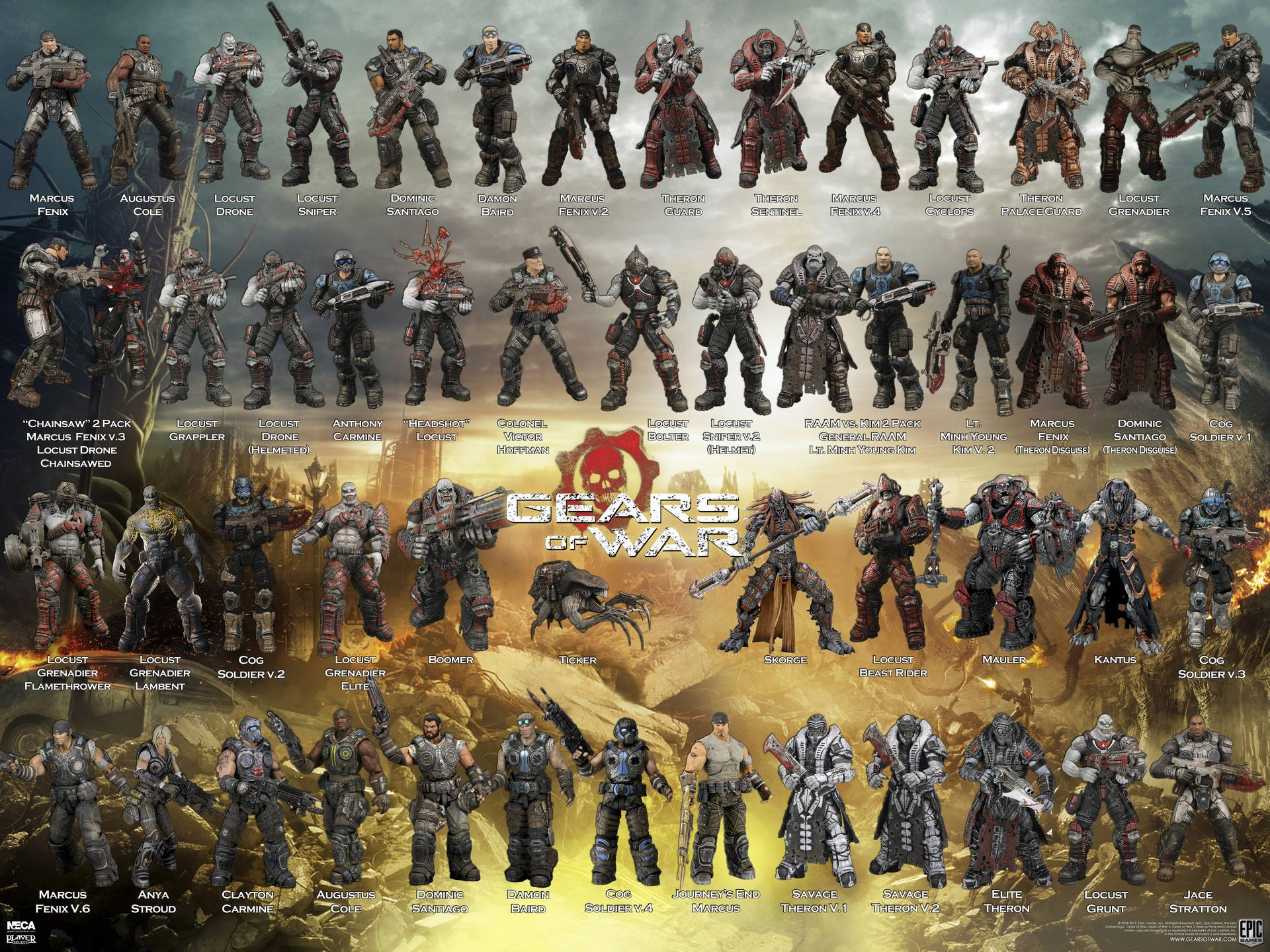 gears of war wallpaper 20