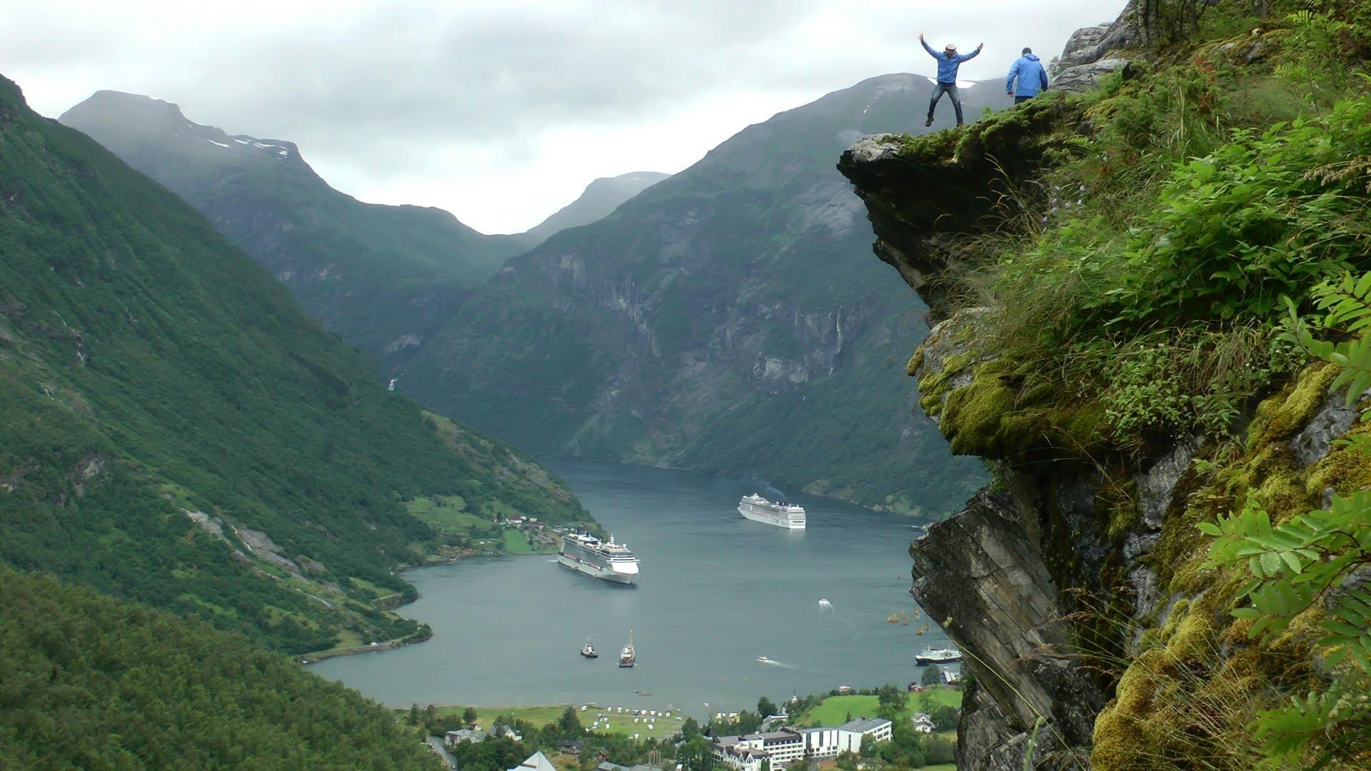 Geirangerfjord #3