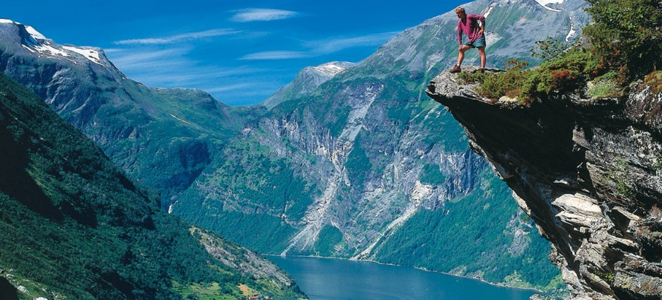 Geirangerfjord Backgrounds, Compatible - PC, Mobile, Gadgets| 936x425 px