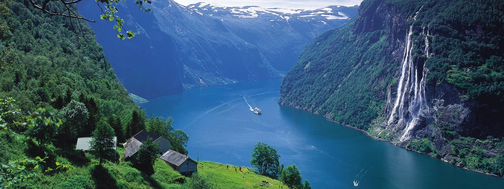 Geirangerfjord Pics, Earth Collection