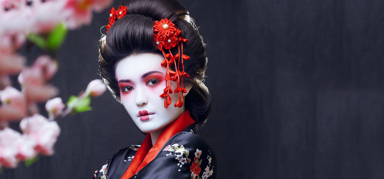Geisha Backgrounds on Wallpapers Vista