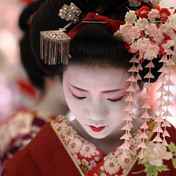Geisha High Quality Background on Wallpapers Vista