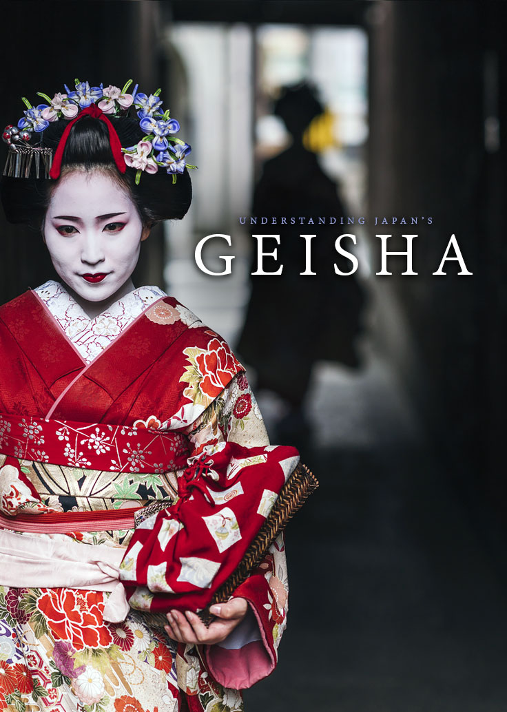 736x1034 > Geisha Wallpapers