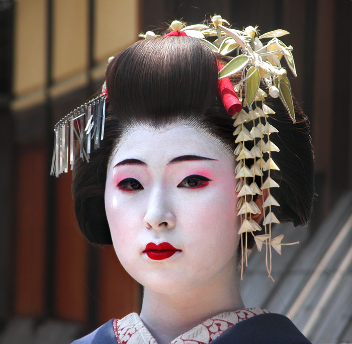 HD Quality Wallpaper | Collection: Artistic, 700x684 Geisha