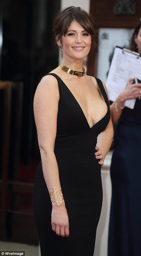 Nice wallpapers Gemma Arterton 470x849px