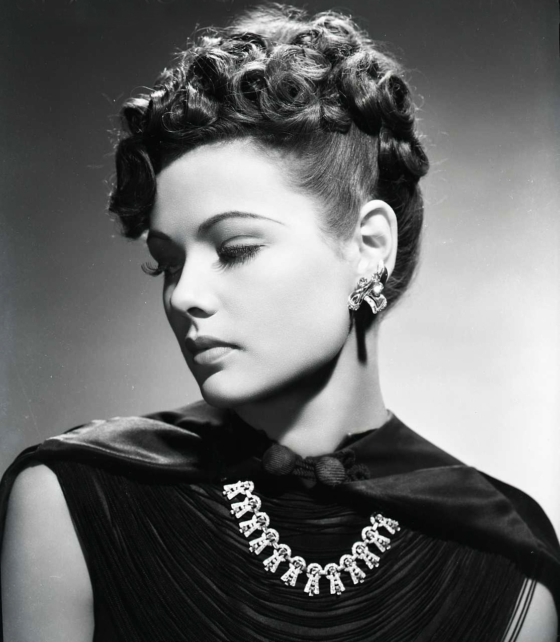 Gene Tierney Pics, Celebrity Collection