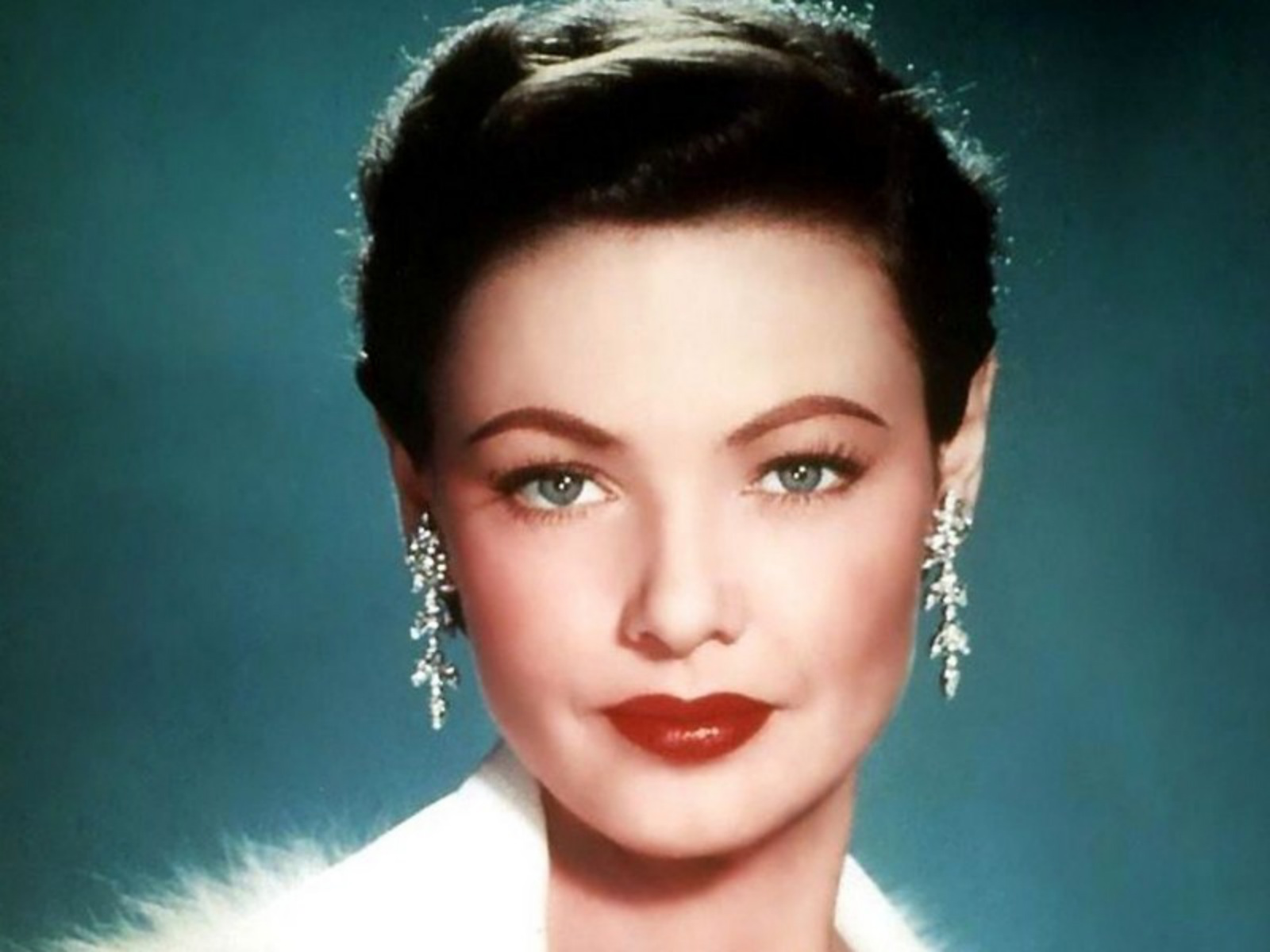 Gene Tierney High Quality Background on Wallpapers Vista