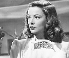 Images of Gene Tierney | 220x186