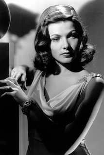 HQ Gene Tierney Wallpapers | File 13.78Kb