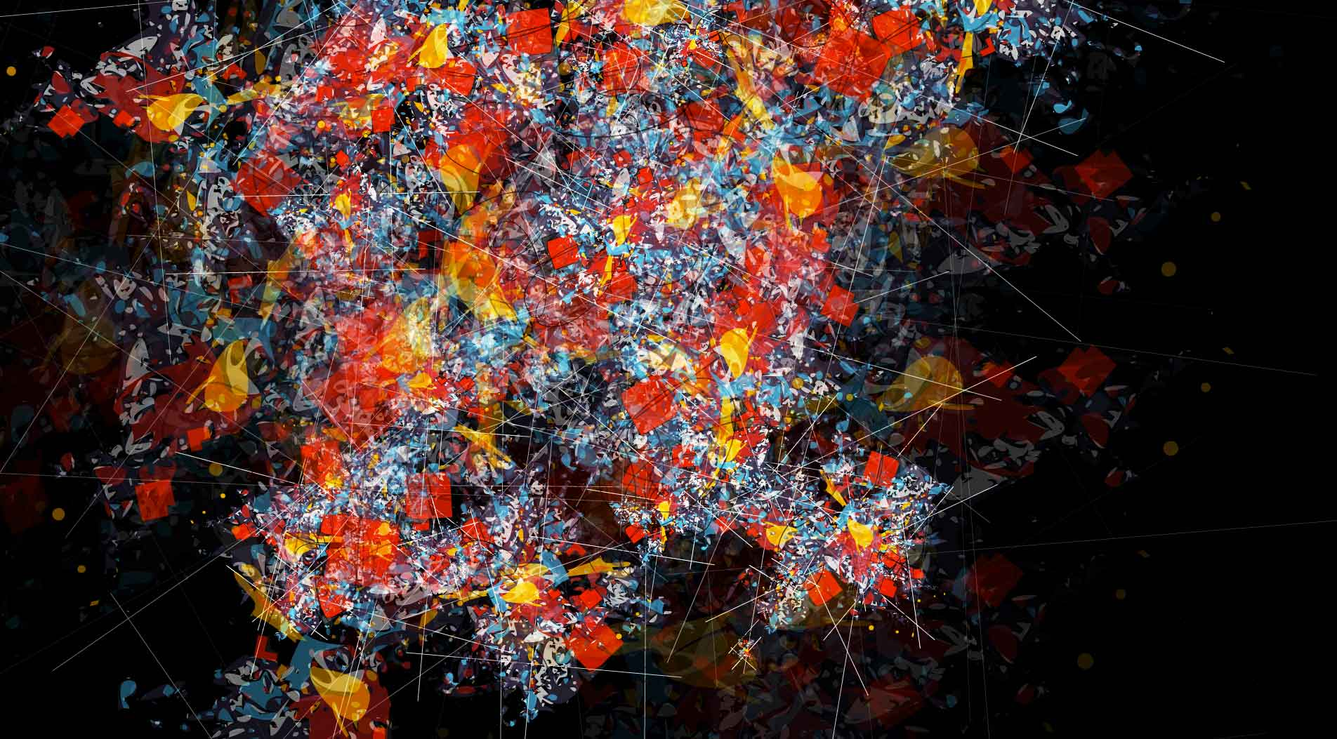 Generative Pics, Abstract Collection