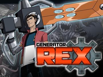 HD Quality Wallpaper | Collection: Cartoon, 360x270 Generator Rex