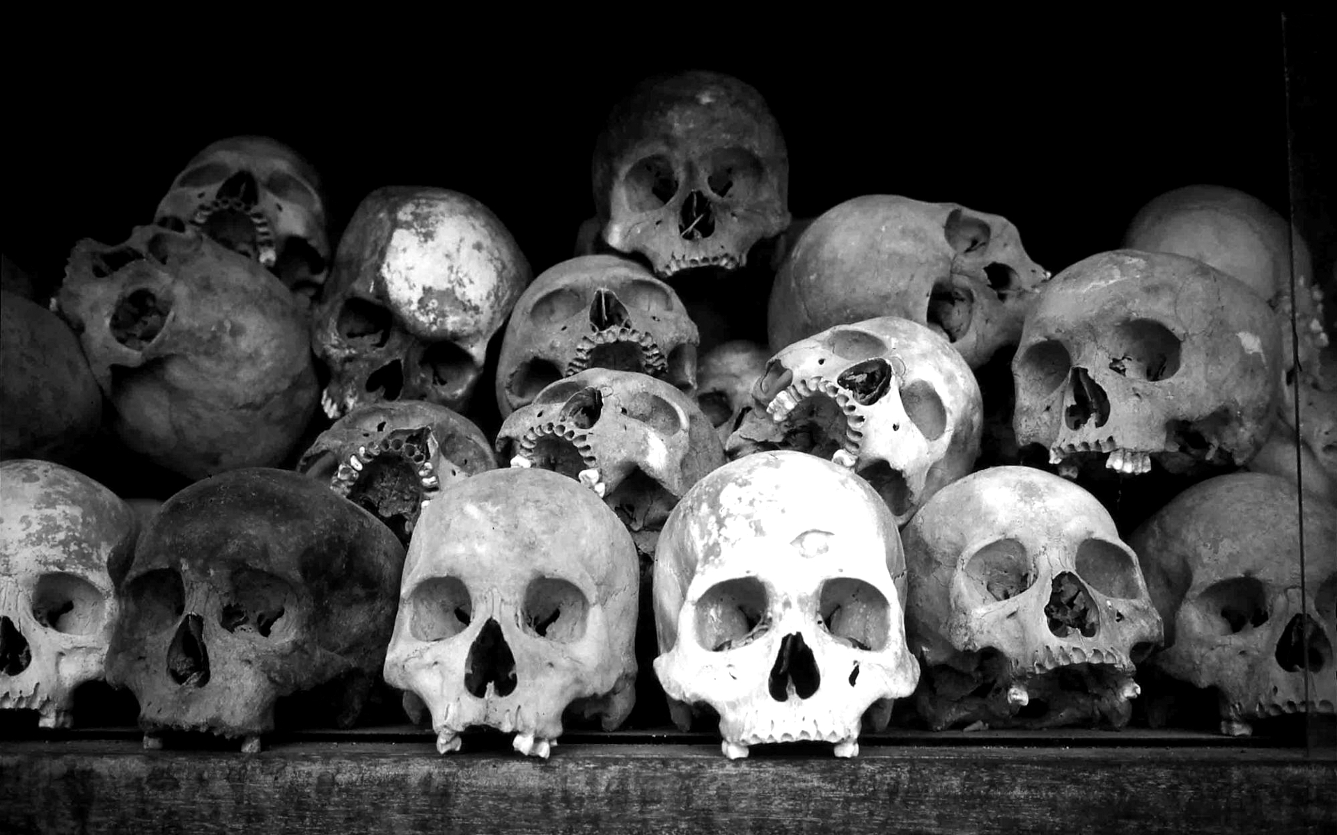 Nice Images Collection: Genocide Desktop Wallpapers