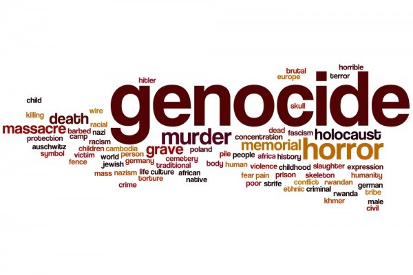 High Resolution Wallpaper | Genocide 600x400 px