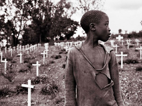HD Quality Wallpaper | Collection: Dark, 600x450 Genocide