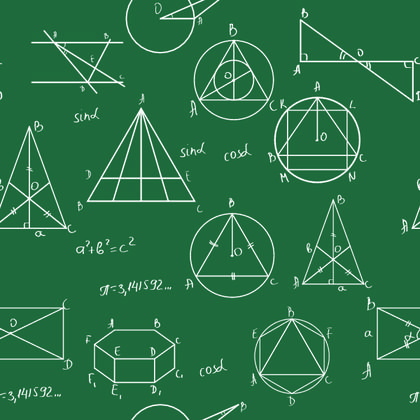 Geometry Backgrounds, Compatible - PC, Mobile, Gadgets| 420x420 px