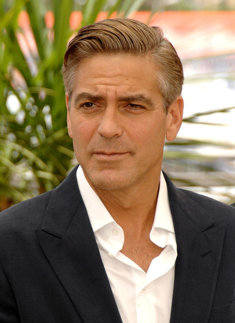 HQ George Clooney Wallpapers | File 682.7Kb