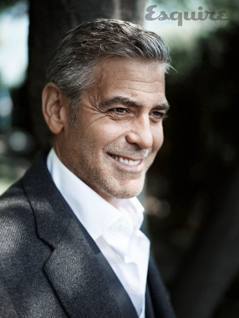 High Resolution Wallpaper | George Clooney 768x1023 px