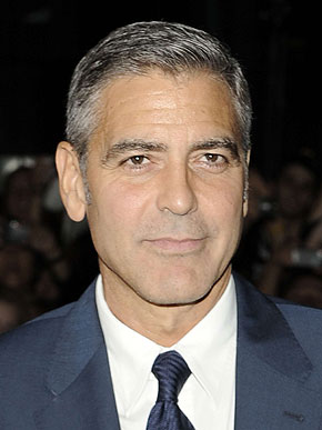 HQ George Clooney Wallpapers | File 22.96Kb