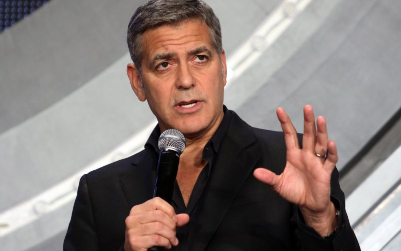 George Clooney Backgrounds on Wallpapers Vista
