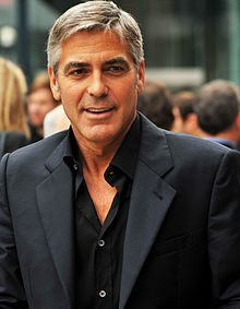 HQ George Clooney Wallpapers | File 14.8Kb