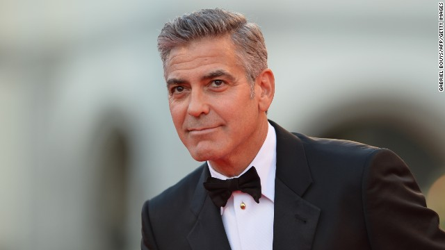 HQ George Clooney Wallpapers | File 30.1Kb