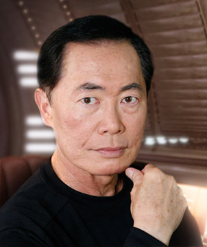 HD Quality Wallpaper | Collection: Celebrity, 302x360 George Takei