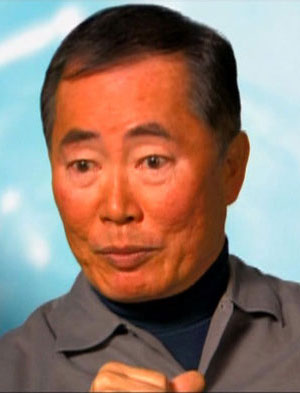 HD Quality Wallpaper | Collection: Celebrity, 300x393 George Takei