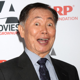 275x275 > George Takei Wallpapers