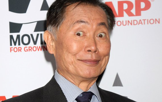 George Takei Backgrounds, Compatible - PC, Mobile, Gadgets| 570x360 px