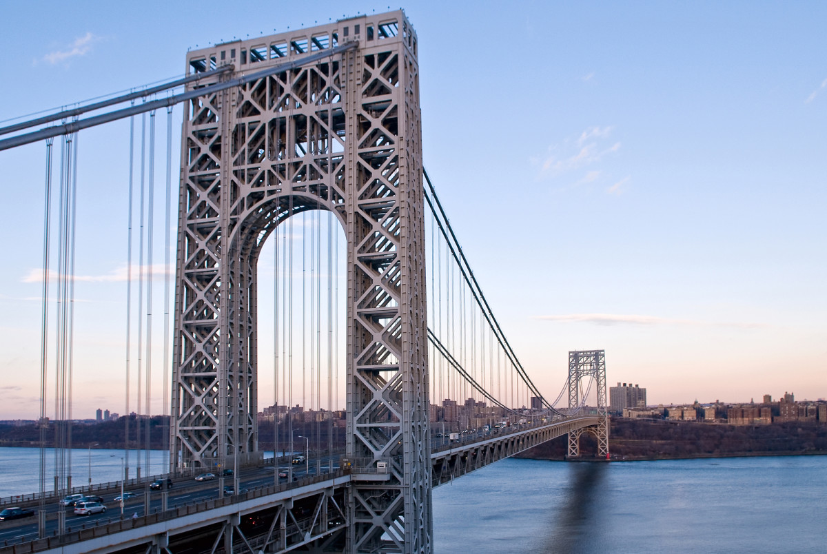 HQ George Washington Bridge Wallpapers | File 251.1Kb
