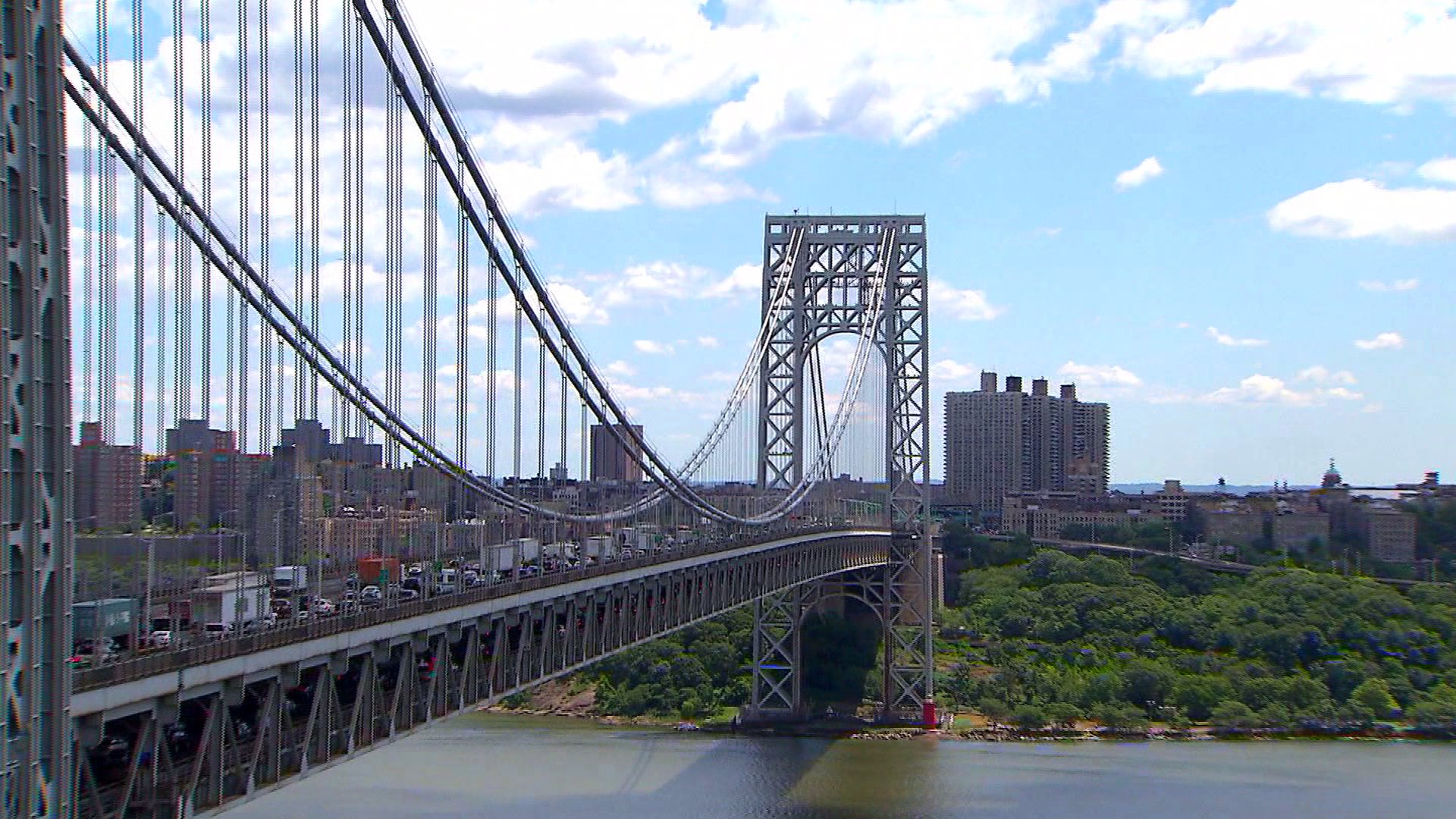 1920x1080 > George Washington Bridge Wallpapers