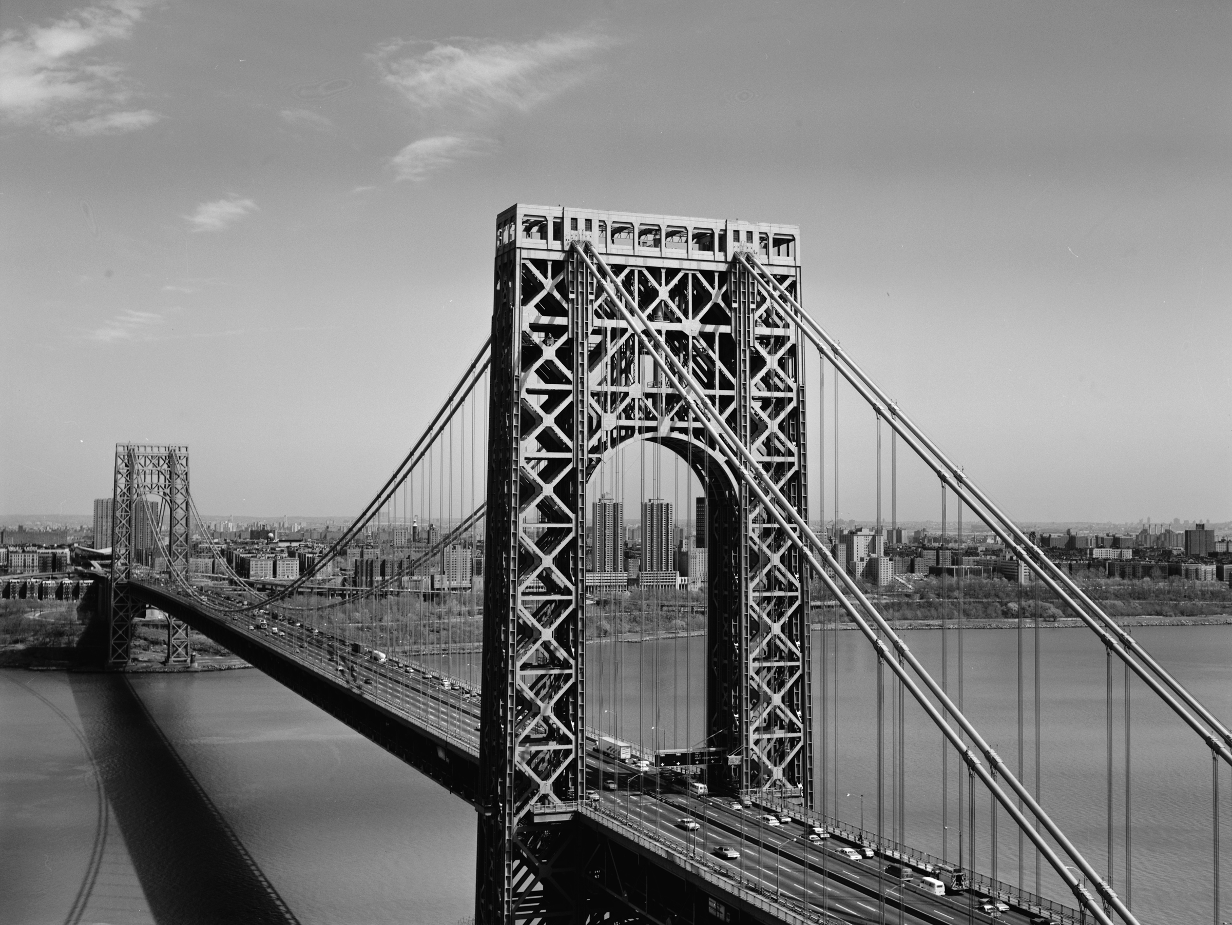 Images of George Washington Bridge | 2400x1803
