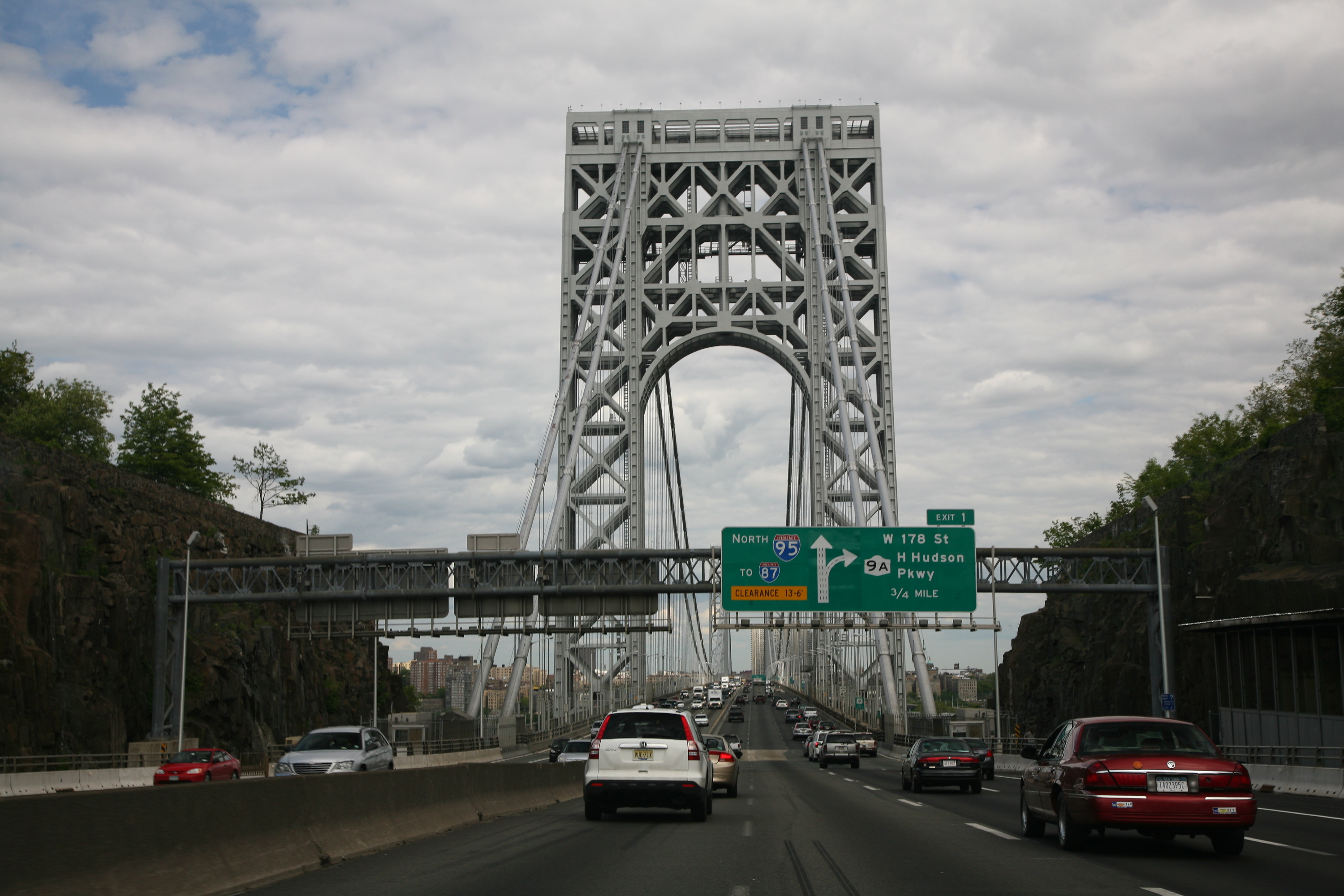 George Washington Bridge Backgrounds on Wallpapers Vista