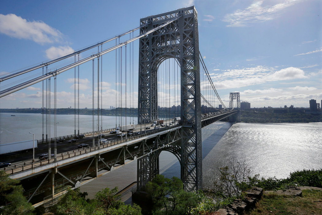 HQ George Washington Bridge Wallpapers | File 205.75Kb