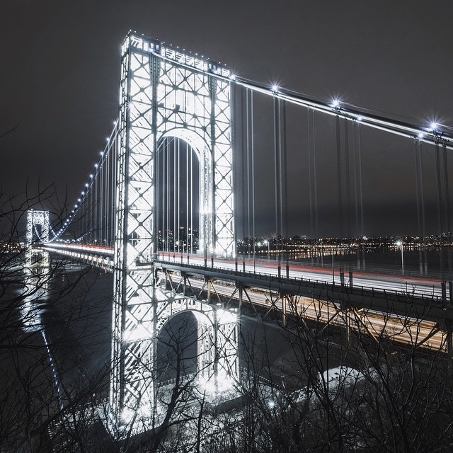 HQ George Washington Bridge Wallpapers | File 160.55Kb