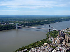 High Resolution Wallpaper | George Washington Bridge 240x180 px