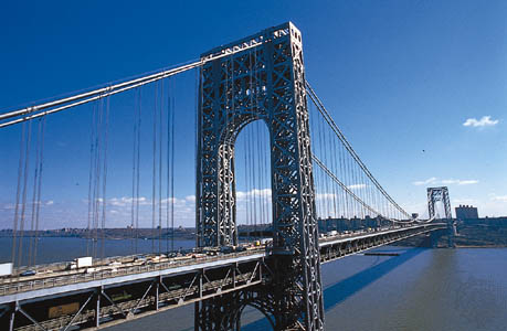 High Resolution Wallpaper | George Washington Bridge 459x300 px