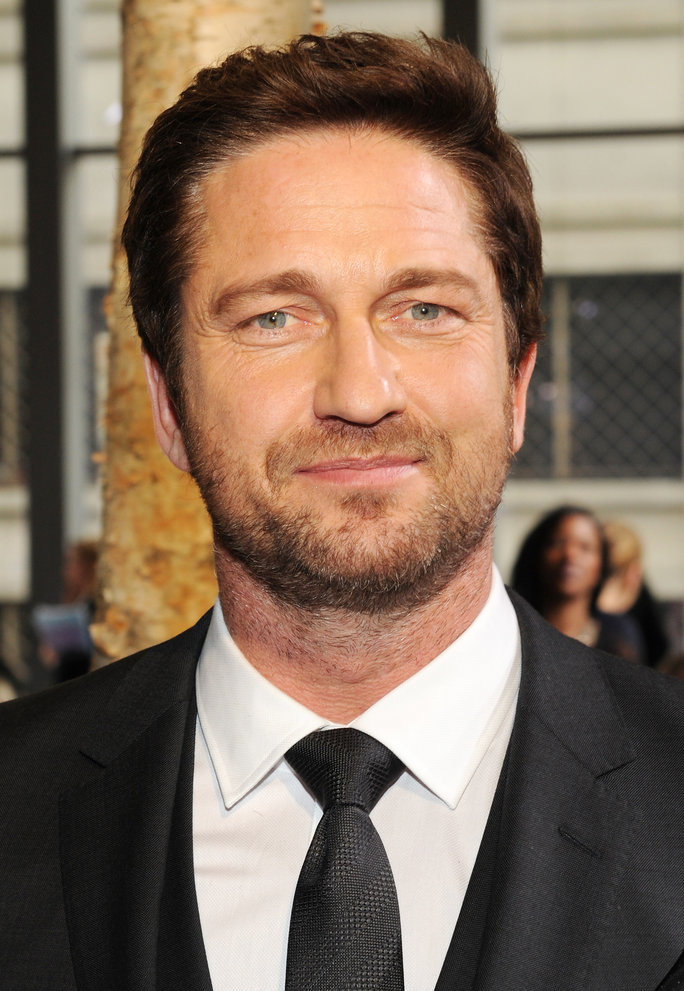 HD Quality Wallpaper | Collection: Celebrity, 684x991 Gerard Butler