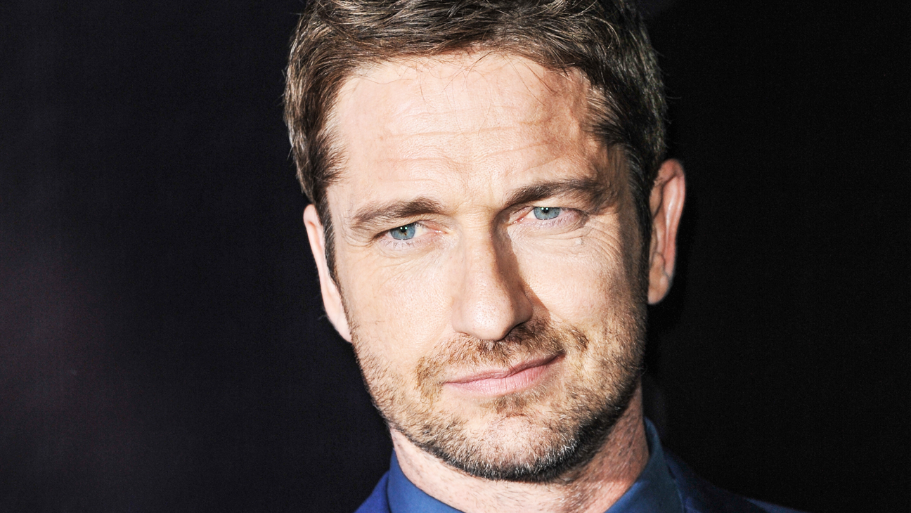 Nice Images Collection: Gerard Butler Desktop Wallpapers