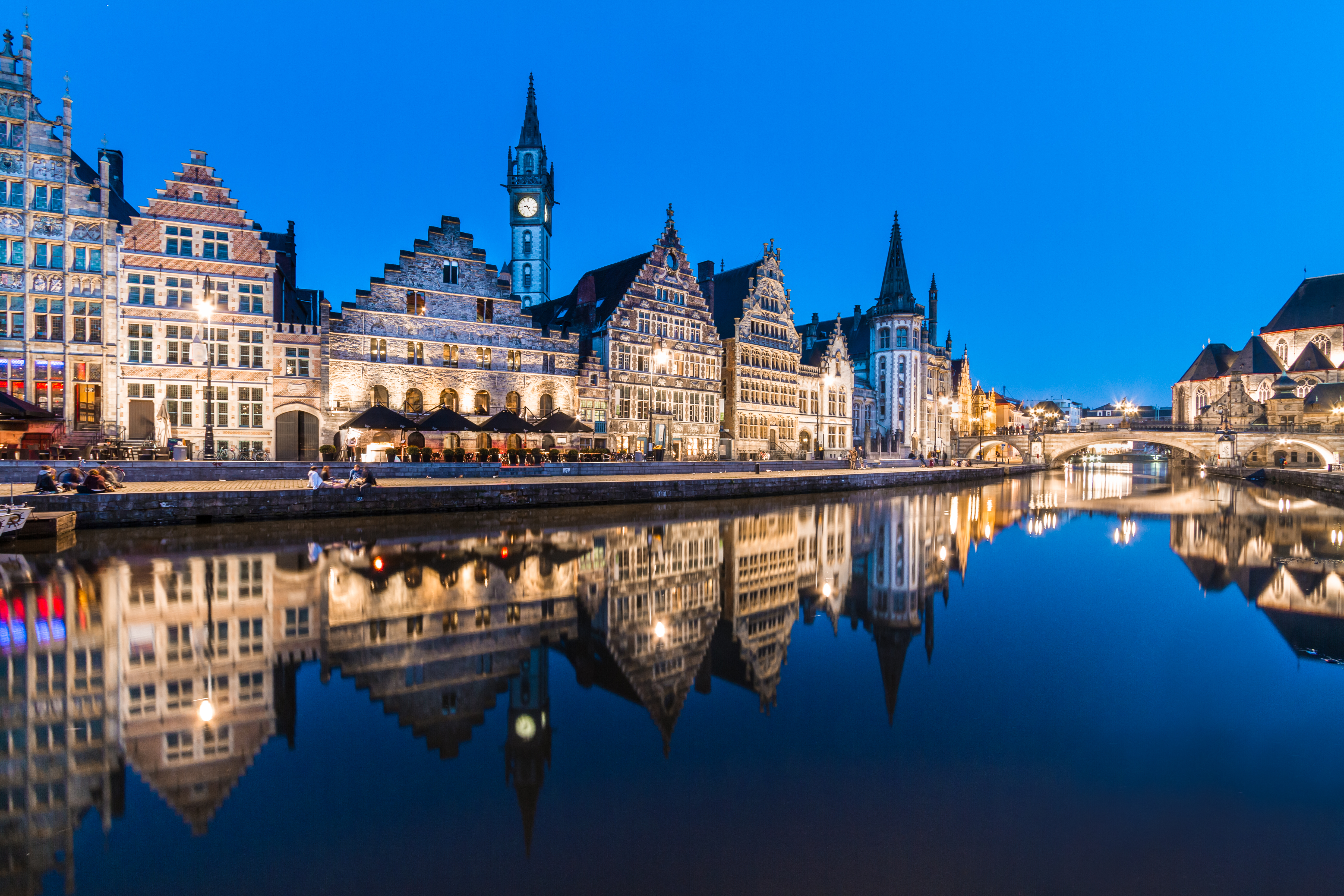 Nice wallpapers Ghent 4950x3300px