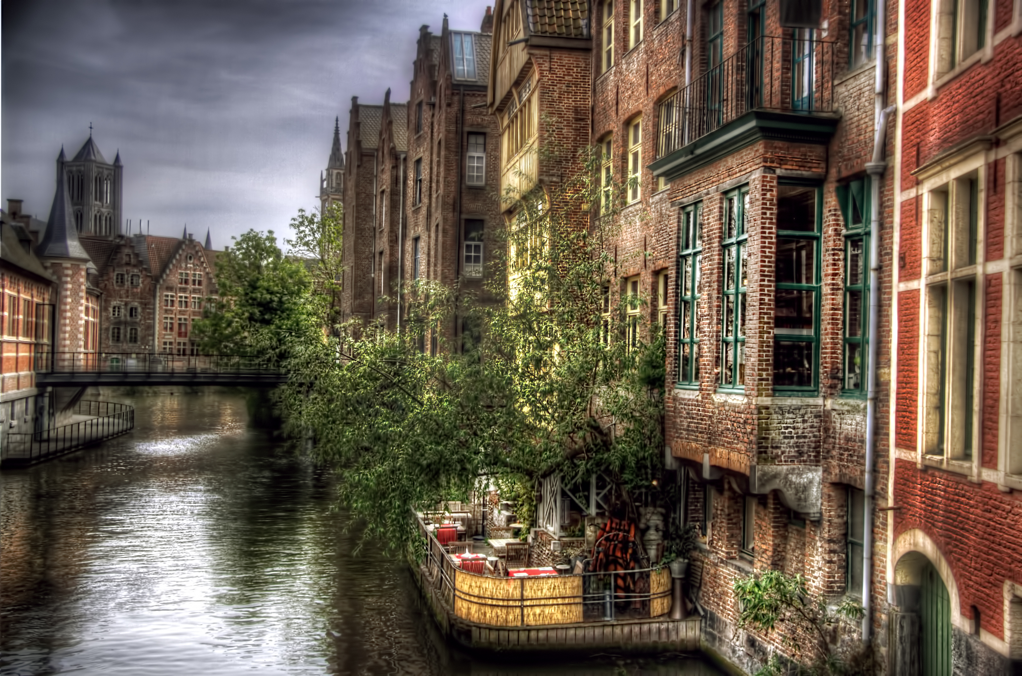 Ghent Backgrounds on Wallpapers Vista