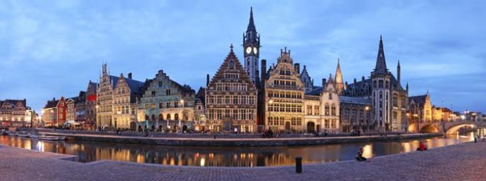 Ghent High Quality Background on Wallpapers Vista