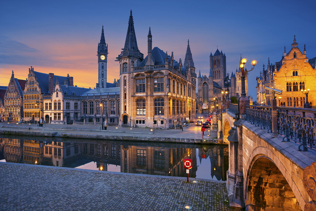 Nice wallpapers Ghent 1024x683px