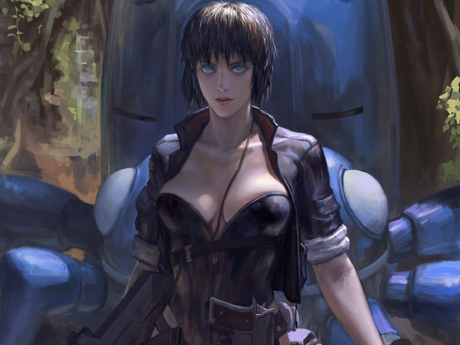 Ghost In The Shell 2 0 Wallpapers Movie Hq Ghost In The Shell