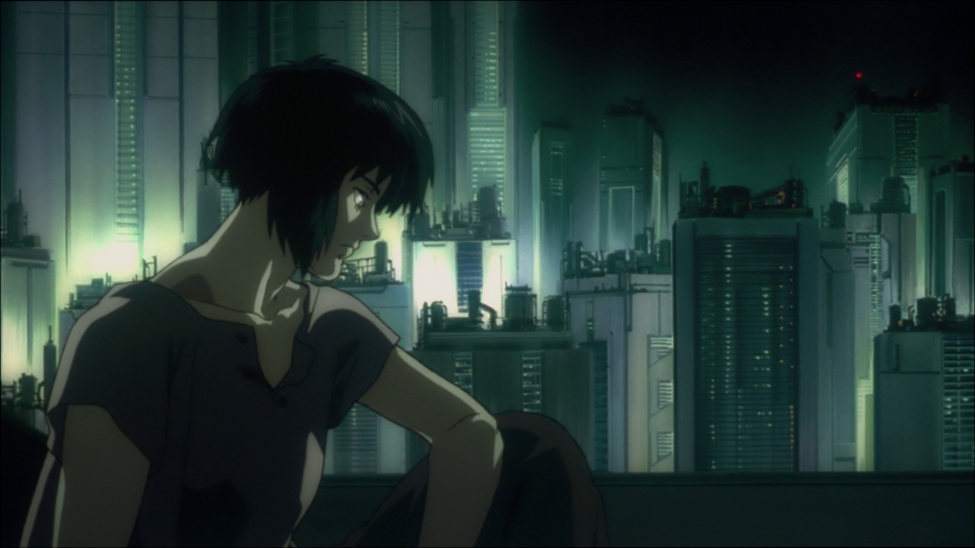 Ghost In The Shell Wallpapers Anime Hq Ghost In The Shell