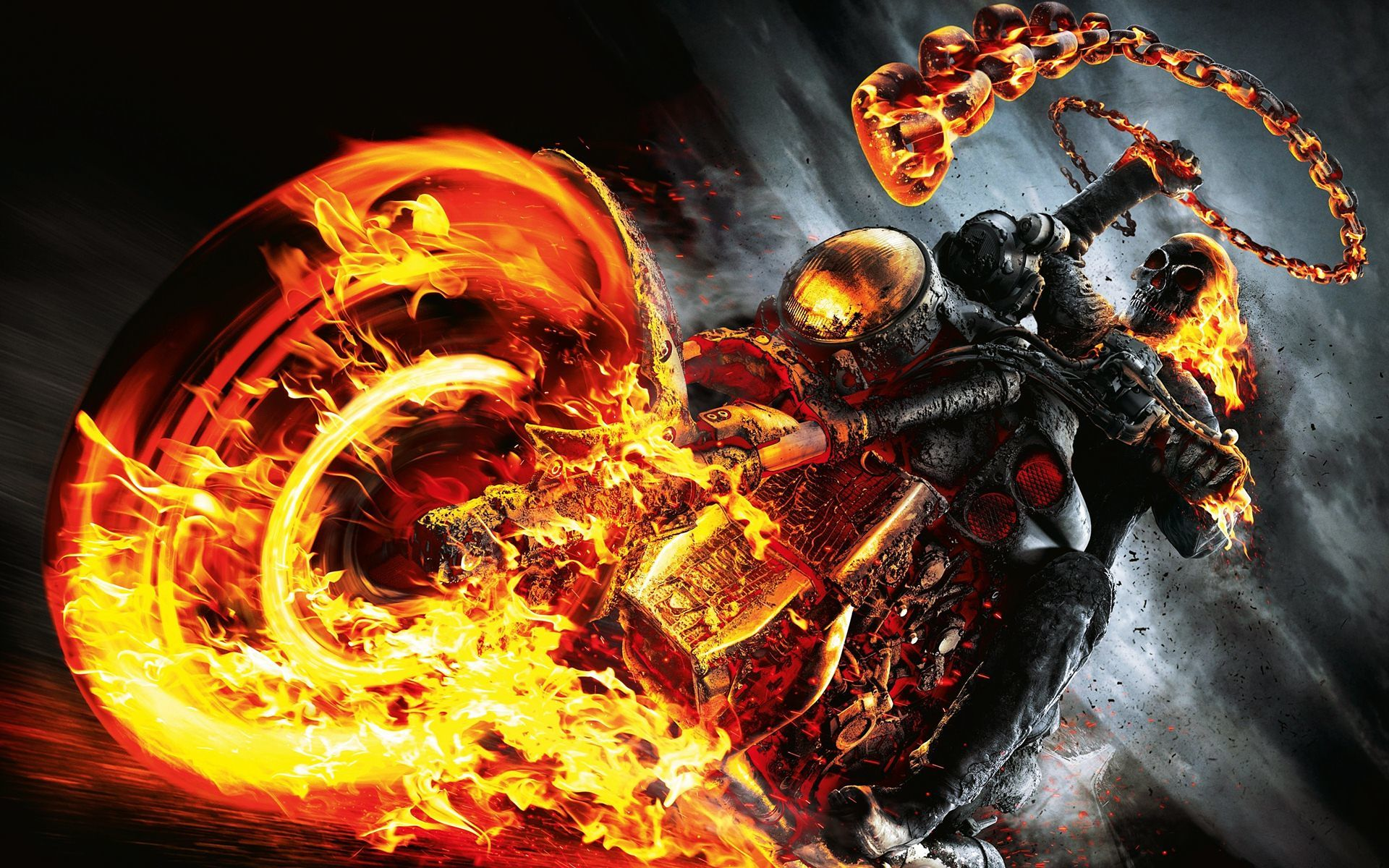 Ghost Rider wallpapers, Comics, HQ