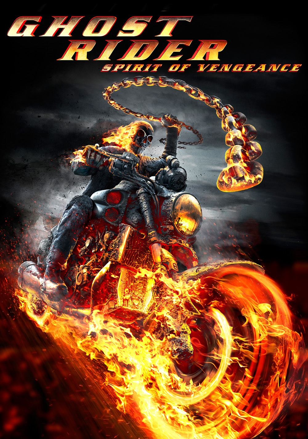 Most Viewed Ghost Rider Spirit Of Vengeance Wallpapers 4k