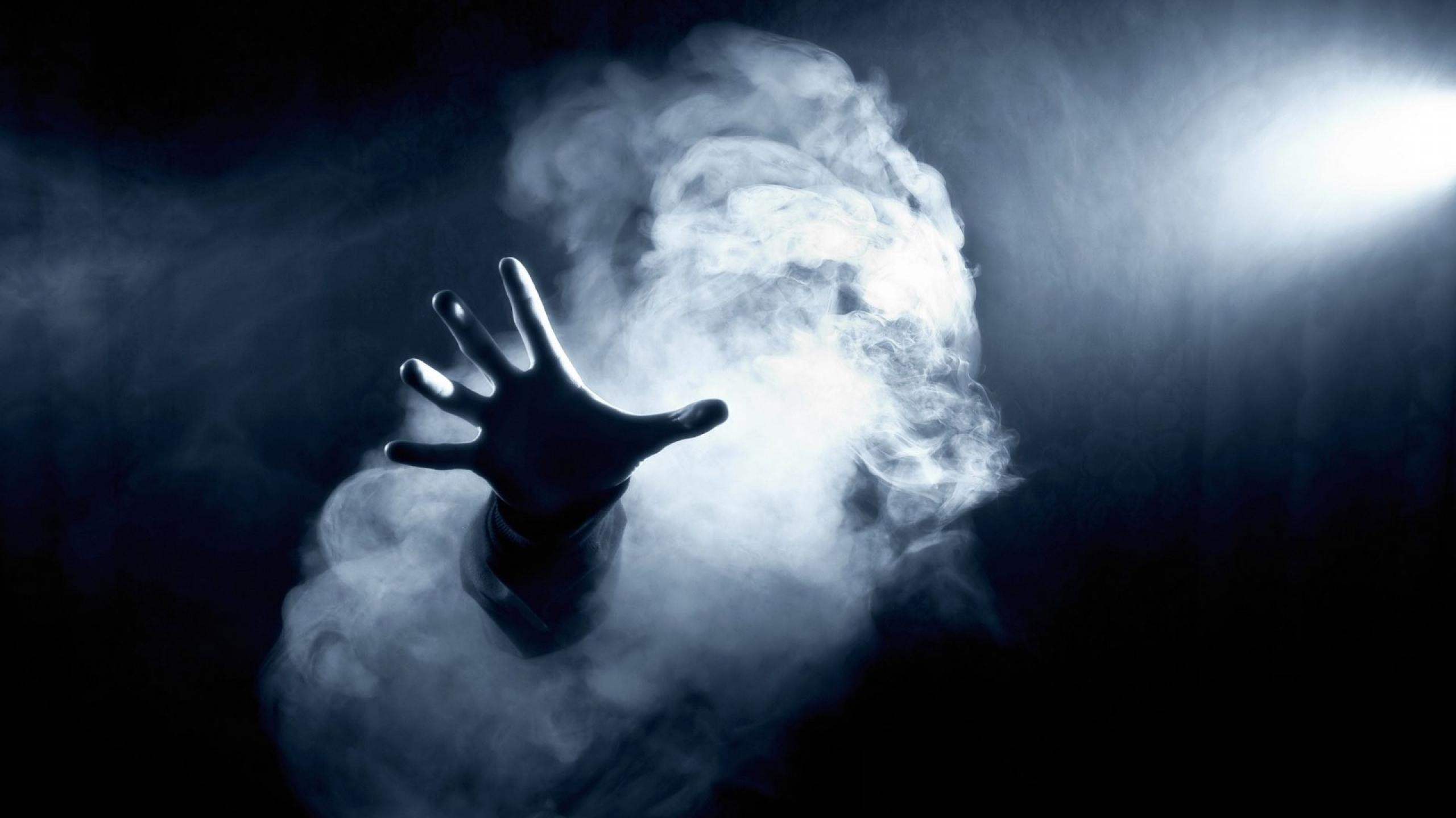 Nice Images Collection: Ghosts Desktop Wallpapers