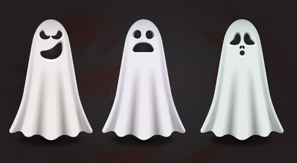 HQ Ghosts Wallpapers | File 59.59Kb