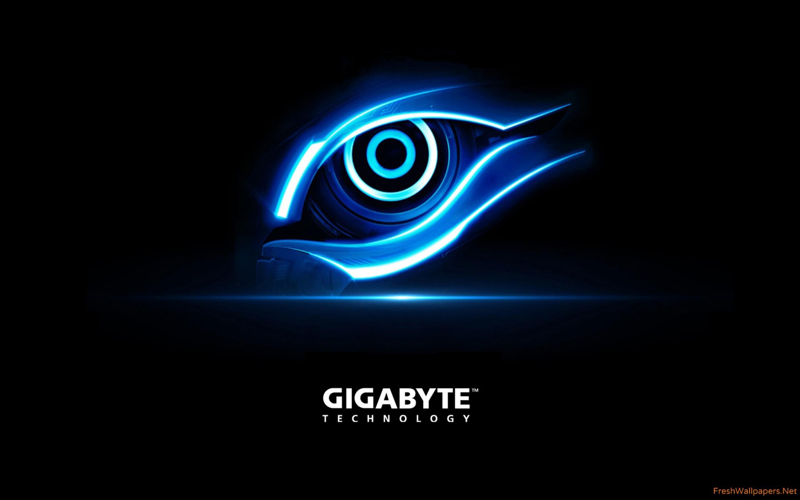 2560x1600 > Gigabyte Wallpapers